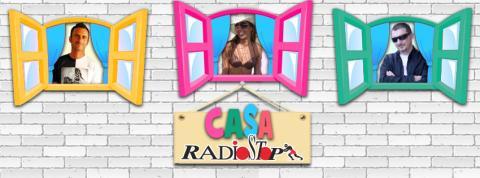 Dal lunedi al venerdi entra in casa nostra: CASA RADIO STOP! Con Lorena e Pellegrino