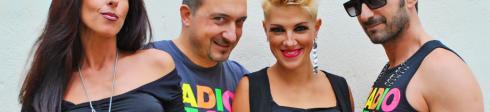 """Radio Stop dal lunedi al venerdi: ORE 9 il mattino LIVE """"in due"""" con Lorena e Pellegrino ORE 15 Request line con Sara"""